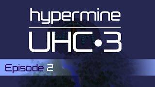 Hypermine UHC 3 - Ep2 - Bring a friend - GOLD!