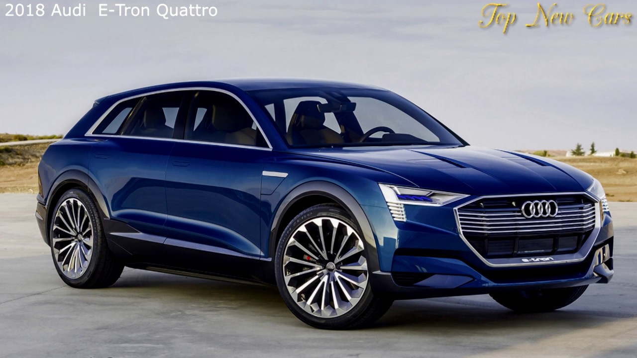 Audi Opens Reservations For E Tron Quattro Arrives 2018 1080q
