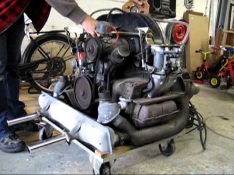 solex motor revidieren