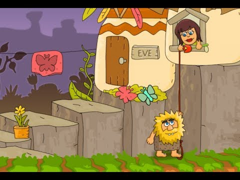 Adam and Eve 4 Walkthrough - Point And Click Game