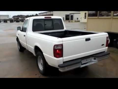 2001 Ford Ranger R10 Pickup Truck On Govliquidation