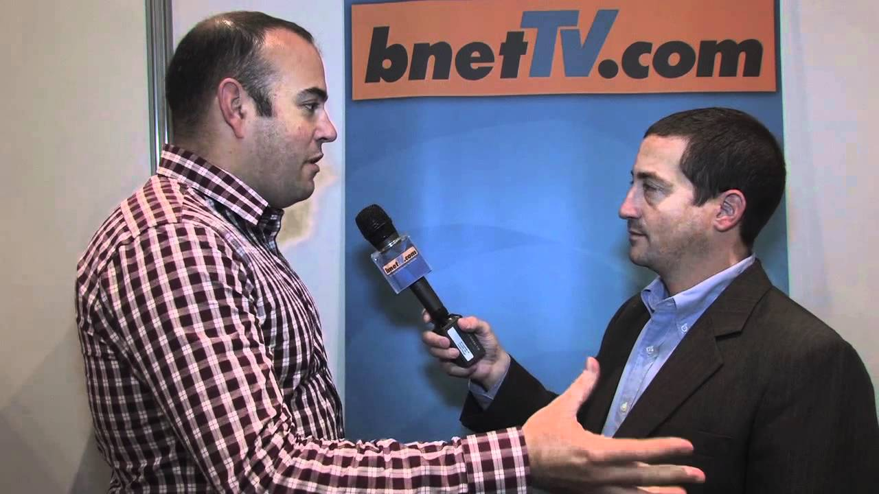 Download bnetTV interviews RIM at Apps World North America NYC 2011