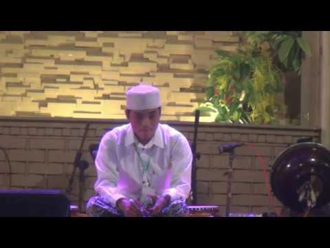 Faruq Amin - Juara 2 Dalam Lomba Baca Simtudduror