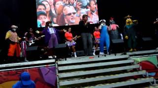 Cachureos - Canta  Cachureos @ Lollapalooza Chile 2013