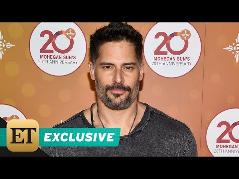 EXCLUSIVE: Joe Manganiello Doing 'Great' After Health Scare, Prepping for 'Batman' Movie