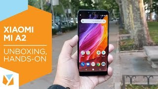 Xiaomi Mi A2 Unboxing, Hands-on: bang for the buck, defined