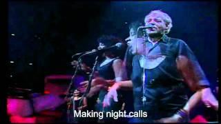 Joe Cocker - Night Calls (LIVE in Dortmund) LEGENDADO