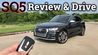 Review: The Audi SQ5 is the Best of Both Worlds
