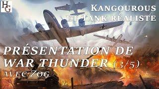 War Thunder - Kangourous et Tank réaliste (5/5)