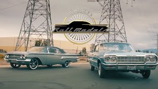 OG Abel & His 1964 Chevrolet Impala - Lowrider Roll Models Ep. 10