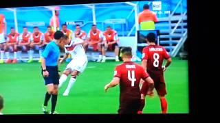 Germania Portogallo 3-0 Muller