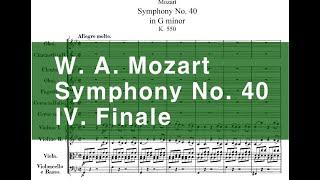 [Score] Mozart - Symphony No. …