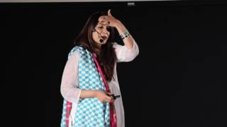 The Gender of the Written Word | Sabyn Javeri | TEDxHabibUniversity