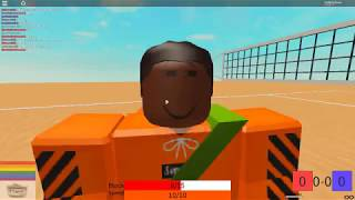 Volley Ball / ROBLOX / with my bro