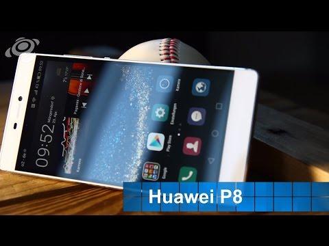 Huawei P8 im Test [HD] Deutsch