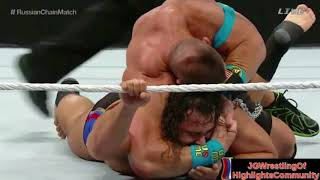 Extreme Rules 2015 highlights HD