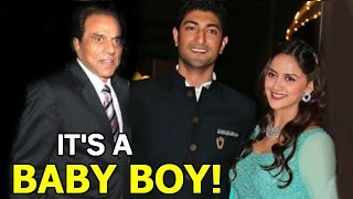 Dharmendra's daughter ahana deol gives a birth to a baby boy! | spotboye