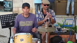 Portugal Lagos Street musician / Portugal Lagos Groupe de musique