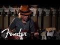 Capture de la vidéo Aerosmith's Brad Whitford On His American Vintage '65 Strat | Fender