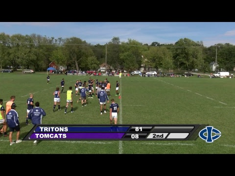 Rugby: Iowa Central vs St. Thomas (9-30-17)