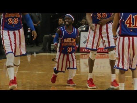 El 'Michael Jordan de 1,35' brilla en los Harlem Globetrotters