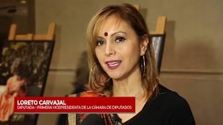 Diputada Loreto Carvajal valoró realización del Día Internacional del Yoga