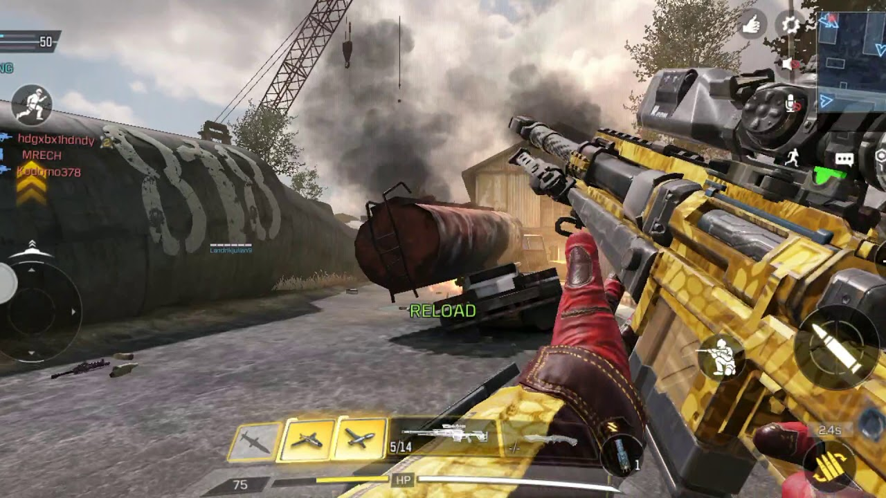 How To get Nuke in Match CODM | Call Of Duty Mobile