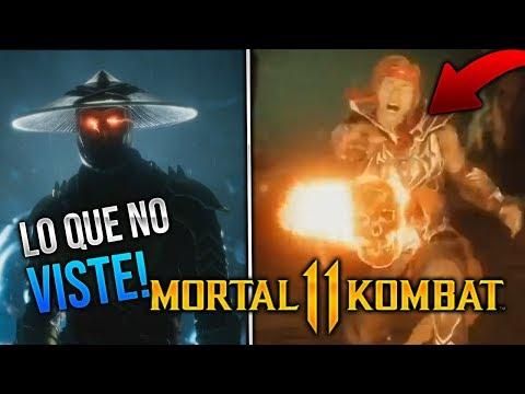 Mortal Kombat 11 - TODO LO QUE NO VISTE DEL EVENTO (RESUMEN) Geras, Kronika, Skarlet, Baraka