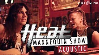 H.E.A.T 'Mannequin Show' Acoustic Performance - Street Performance Video Part 2