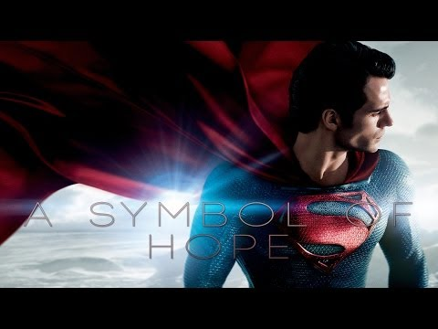 Man Of Steel Soundtrack – A Symbol Of Hope – Superman Theme | Fan Made Score