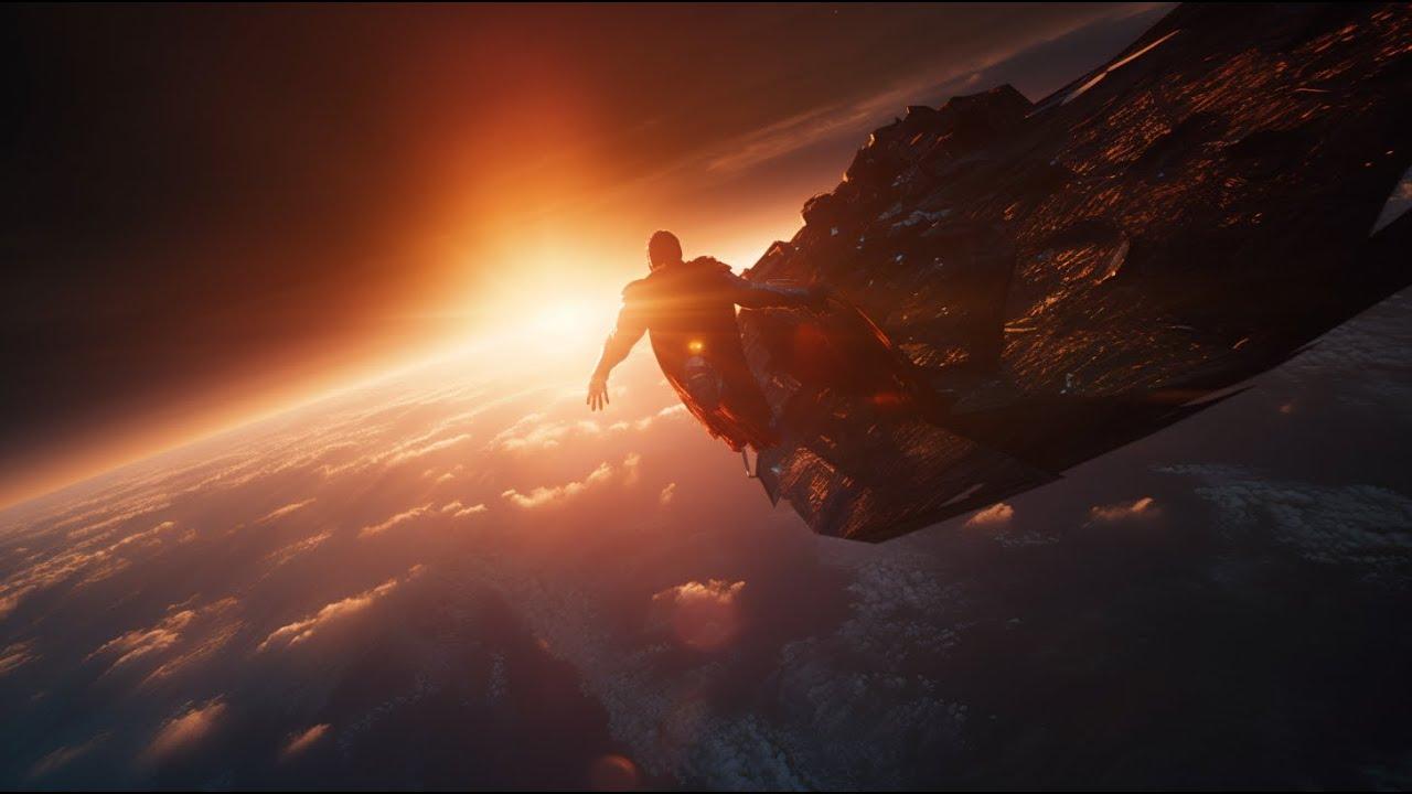 Man Of Steel Soundtrack A Symbol Of Hope Superman Theme Fan