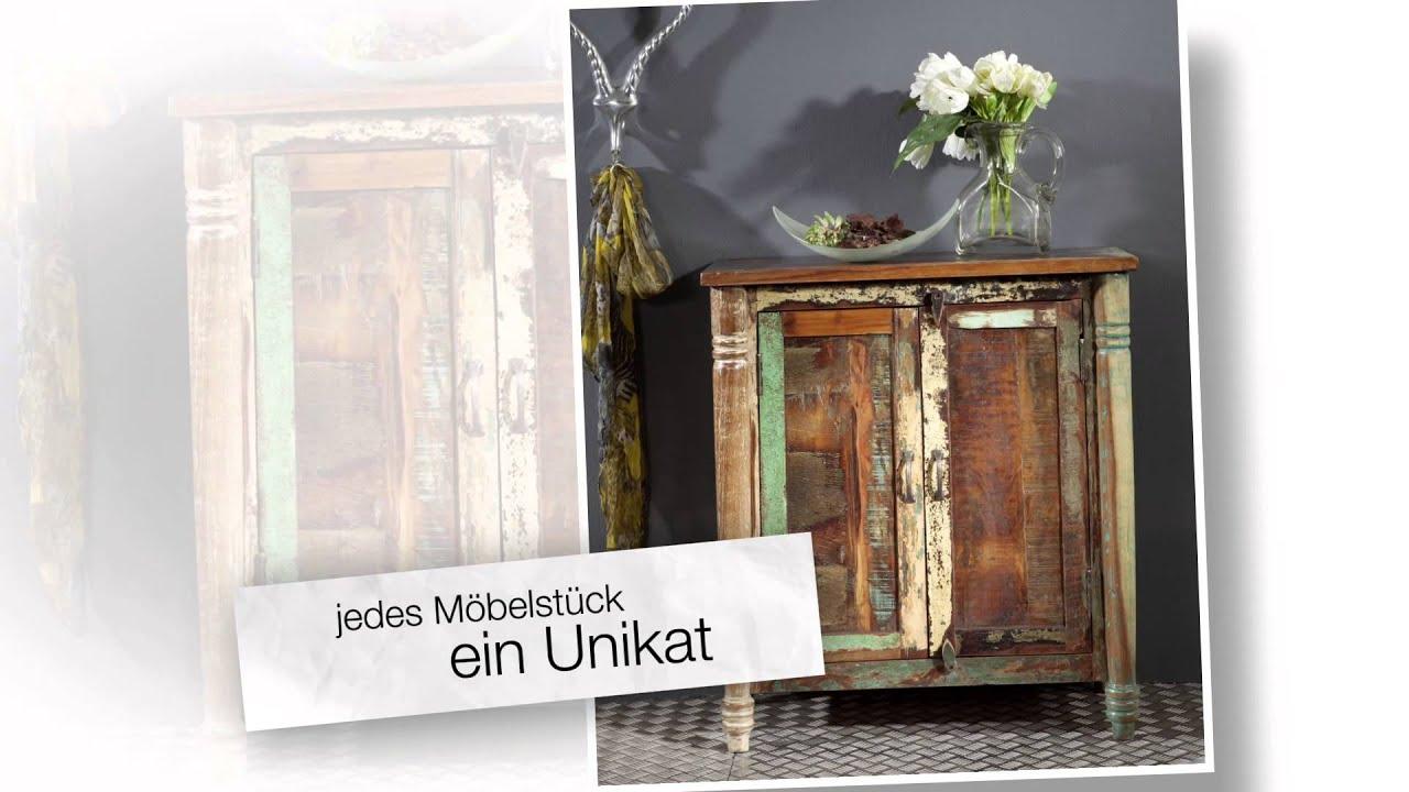 Märchenhafte Möbel aus Massivholz von www.massivmoebel24.de ...