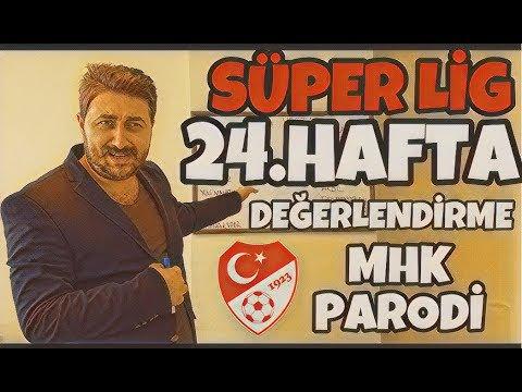 Süper Lig 24.Hafta Değerlendirme
