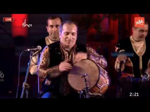 Natig Rhythm Group Performance At Sadhguru Maha Shivaratri 2019 | Isha Adiyogi Darshan | YOYO TV