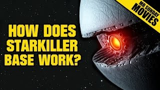 How Does STARKILLER BASE Work? (Featuring Star Wars Minute)