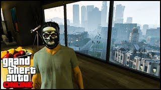 GTA 5 DLC - New High End Apartment ! Best View High Life Update Apartment ! ( GTA 5 DLC )