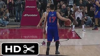 Linsanity (2013) Clip - New York Knicks vs. Toronto Raptors