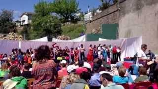 Camping Roquetes 1 de Mayo 2013