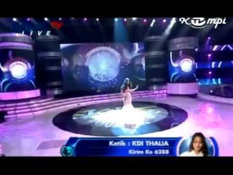 THALIA KDI [Gadih Minang] - Kehilangan