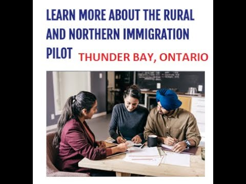 Thunder Bay Ontario- The Best Option For Students In Canada Applying For #RNIP