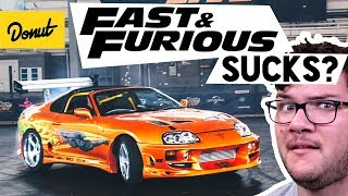 How FAST AND FURIOUS Created Modern Car Culture | Donut Media