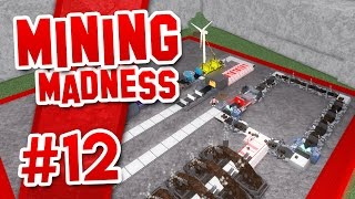 Mining Madness #12 - RAISING ORE VALUE QUICK (Roblox Mining Madness)