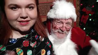 Christmas at Disney Springs: Santa!