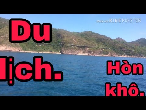 ⚡️TGTV-[Vlog]Hòn khô khu du lịch sạch đẹp nhất quy Nhơn!!