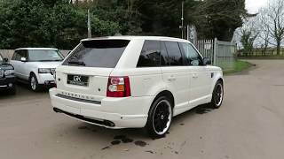 Range Rover Sport Overfinch TDV8 HSE For sale @ George Kingsley