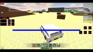 Roblox Build And Race Toyota Alphard