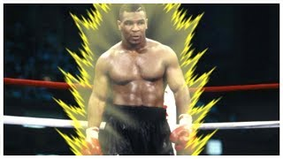 Ultra Instinct Mike Tyson Dodges All Punches