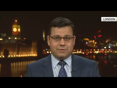 Gaurav Sharma, business editor at the International Business Times UK talks Brexit fallout