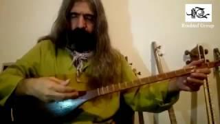 تنبورسید آرش شهریاری  - seyed Arash Shahriari Tanbour