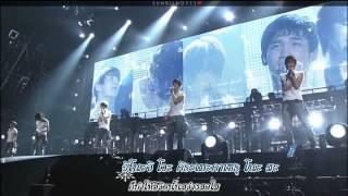 [Karaoke][Thaisub] TOHOSHINKI Love in the ICE